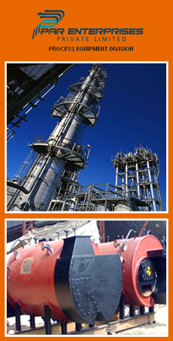 Par Enterprises Process Equipment Division Website